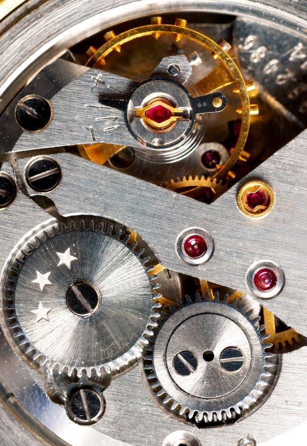 Clockworks стоковое фото rf