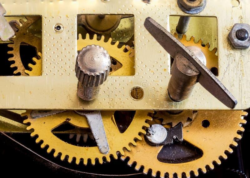 clockworks Détail, fin  photo libre de droits