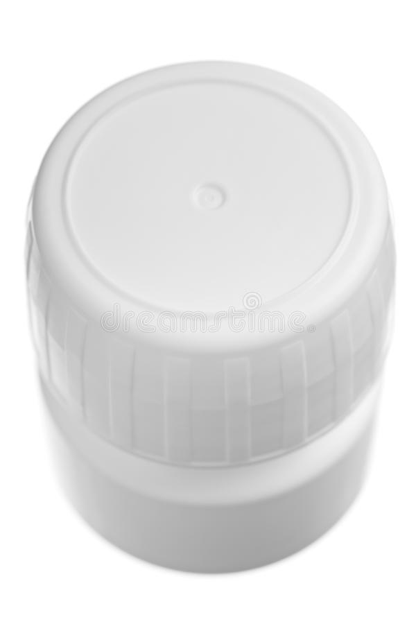 Download Recipiente do comprimido foto de stock. Imagem de macro - 29844026