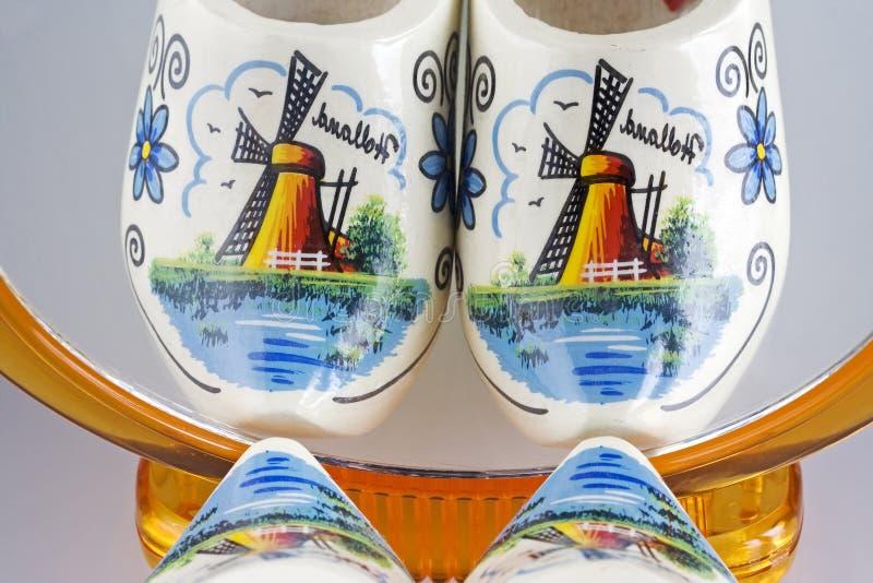 clog Ολλανδία στοκ φωτογραφία