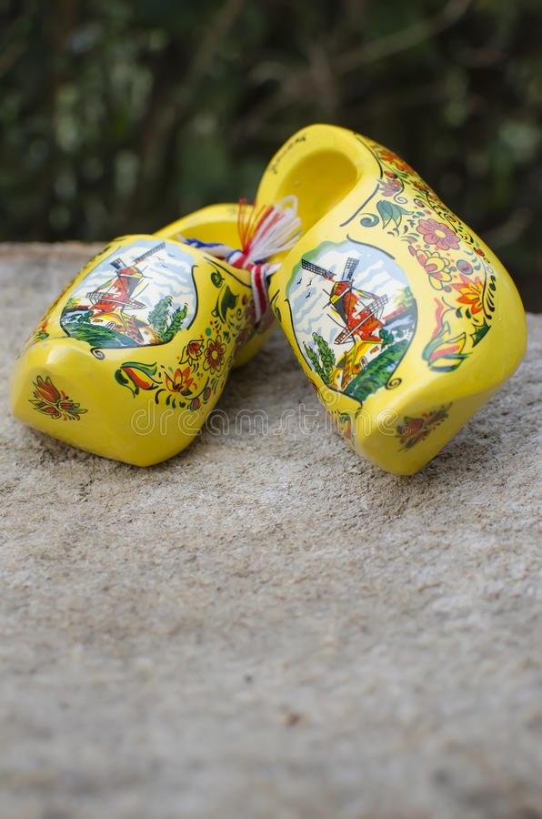 Download Clogs stock photo. Image of traditional, carving, footwear - 26482890