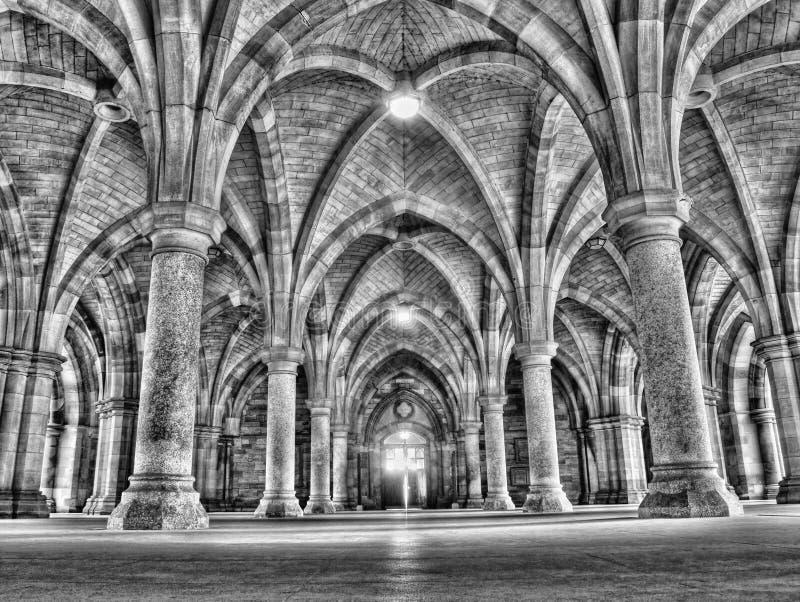 Download Cloister stock image. Image of scotland, landmark, vintage - 9194953