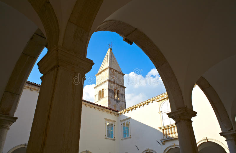 Download Cloister Of The Friars Minor, Piran Royalty Free Stock Photography - Image: 22434847