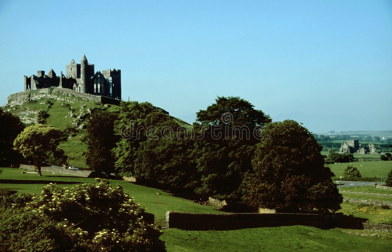 Download Cloister ruin stock photo. Image of green, religion, cormac - 5721392