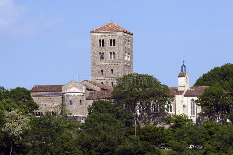 Download The Cloisters stock image. Image of museum, tower, metropolitan - 10202031