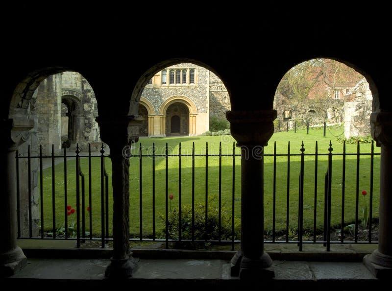 cloisters zdjęcie stock