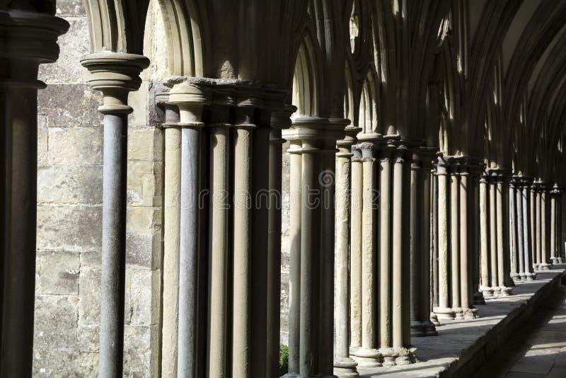 cloisters fotos de archivo