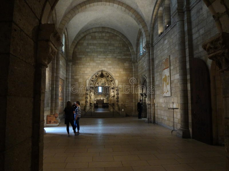 The Cloisters Museum And Garden 306. He art and architecture of medieval Europe, was assembled from architectural elements, both domestic and religious, that royalty free stock photos