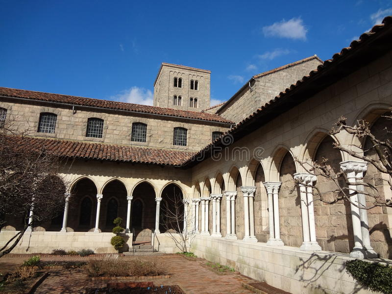 The Cloisters Museum And Garden 300. He art and architecture of medieval Europe, was assembled from architectural elements, both domestic and religious, that stock images