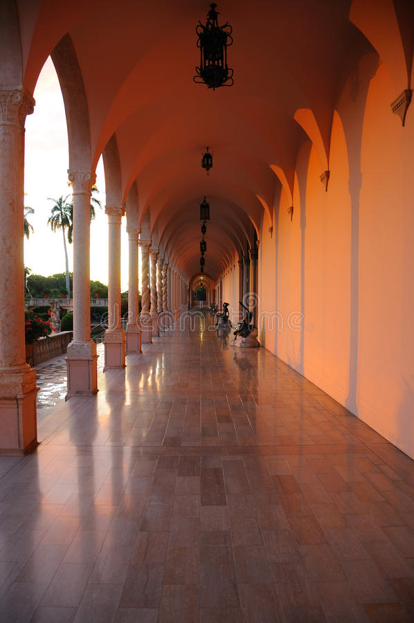 Free Cloisters Of Ringling Museum Stock Photos - 12240203