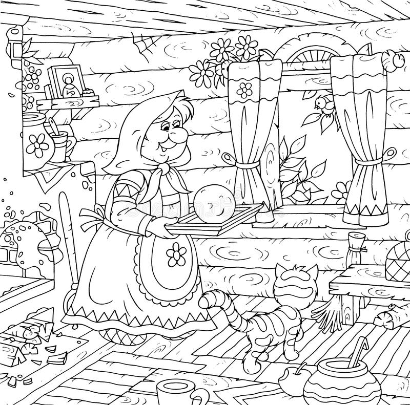 Cloporte illustration de vecteur