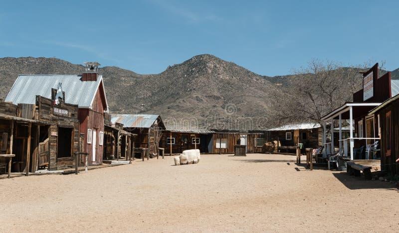 Cloruro, Arizona fotografía de archivo libre de regalías