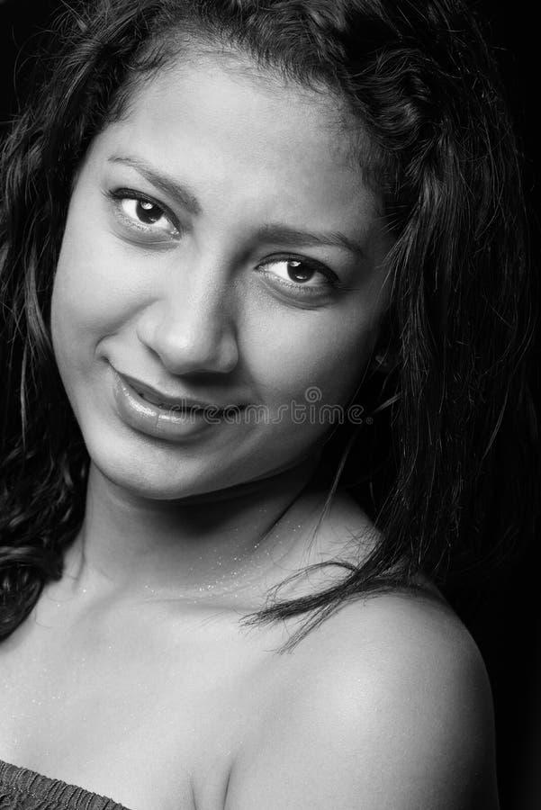 close portrait up woman στοκ φωτογραφία με δικαίωμα ελεύθερης χρήσης