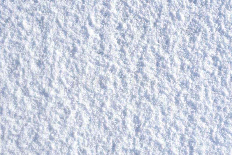 close snow texture up white arkivbilder