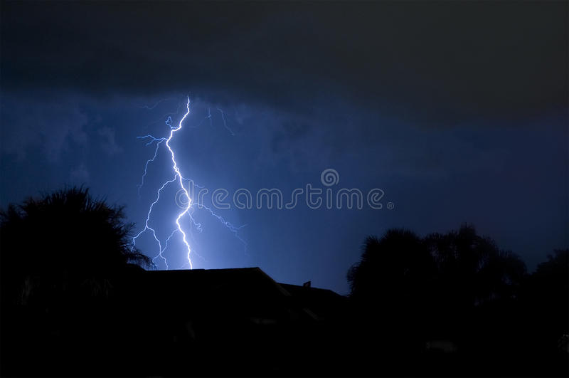 Download Close Strike stock image. Image of energy, bolt, charge - 14746273