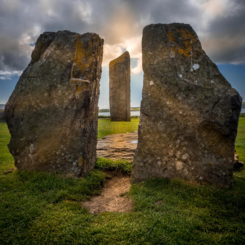 Free Close To The Solstice Stock Photography - 96470352