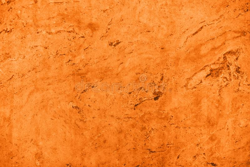 Close up of abstract turmeric orange stone texture royalty free stock photos