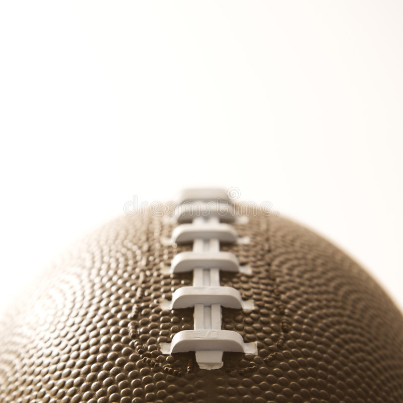 Download Close-up Of American Football. Stock Image - Image: 2047197