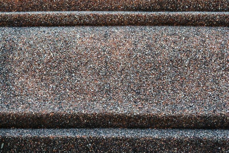 Close up ao fundo de pedra pequeno sujo do assoalho fotografia de stock