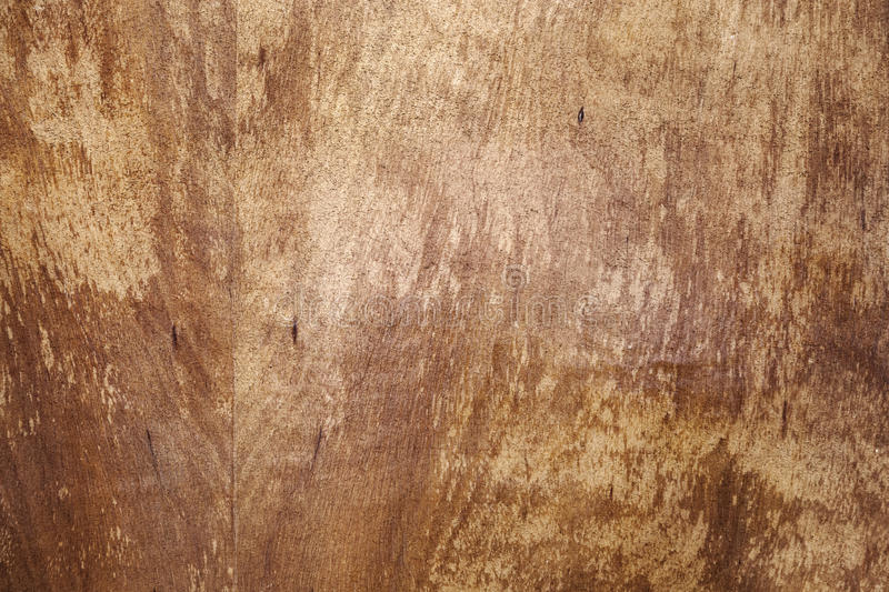 Close-up background texture of old plywood surface royalty free stock photo