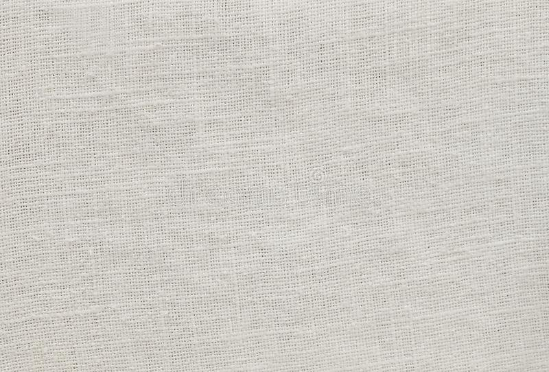 Close Up Background of White Cotton Texture. Fabric Texture, Close Up of White Cotton Texture Pattern Background with Copy Space for Text Decoration royalty free stock images