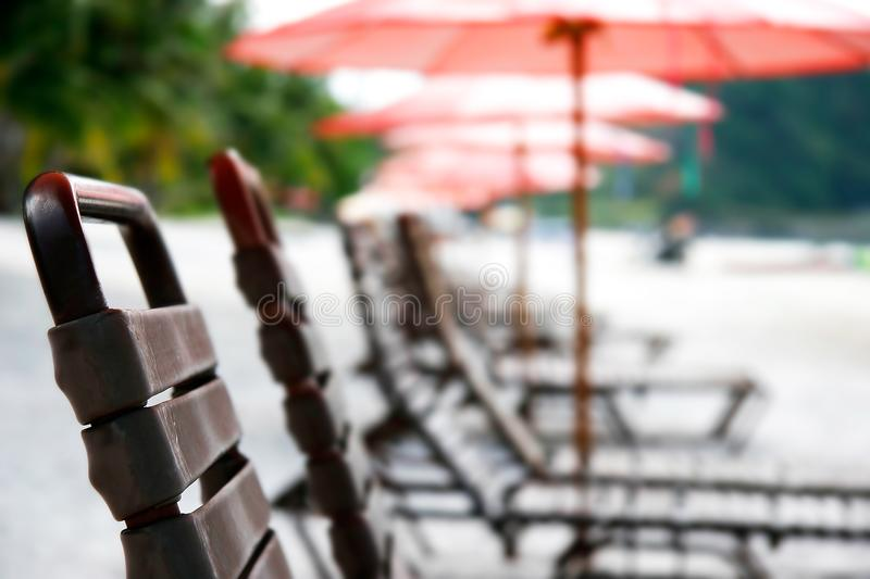 Download Close up of beach chairs stock image. Image of shadow - 6680517