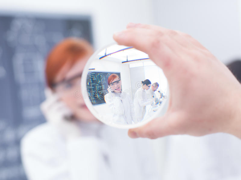 Download Close-up Of A Beautiful Student Stock Photo - Image: 31258672
