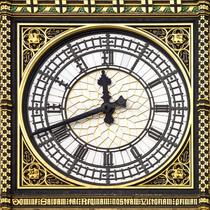 Close-up Of Big Ben, Clock Tower, Westminster Pala Stock ...