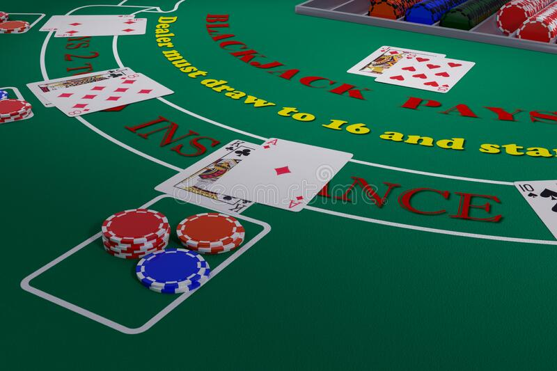 Blackjack Table Stock Illustrations – 1,942 Blackjack Table Stock  Illustrations, Vectors & Clipart - Dreamstime