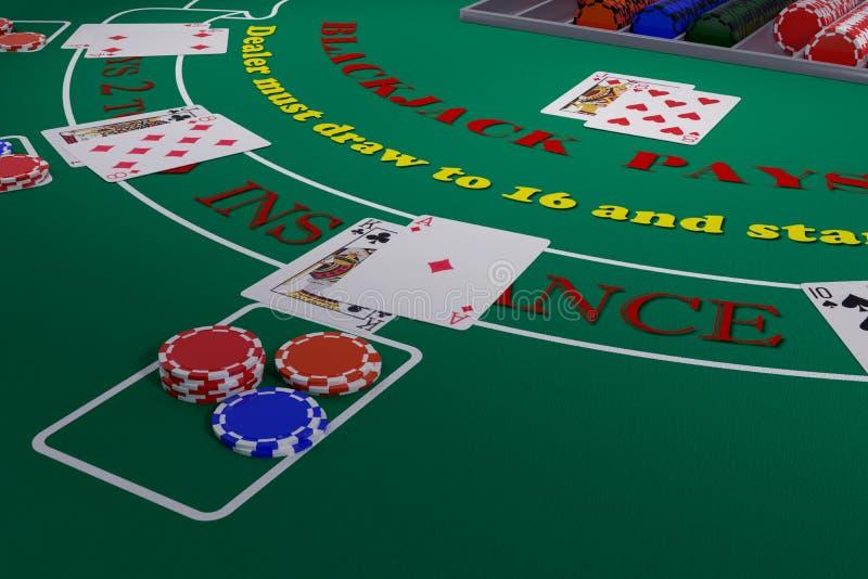 Blackjack Table Stock Illustrations – 1,942 Blackjack Table Stock  Illustrations, Vectors & Clipart - Dreamstime