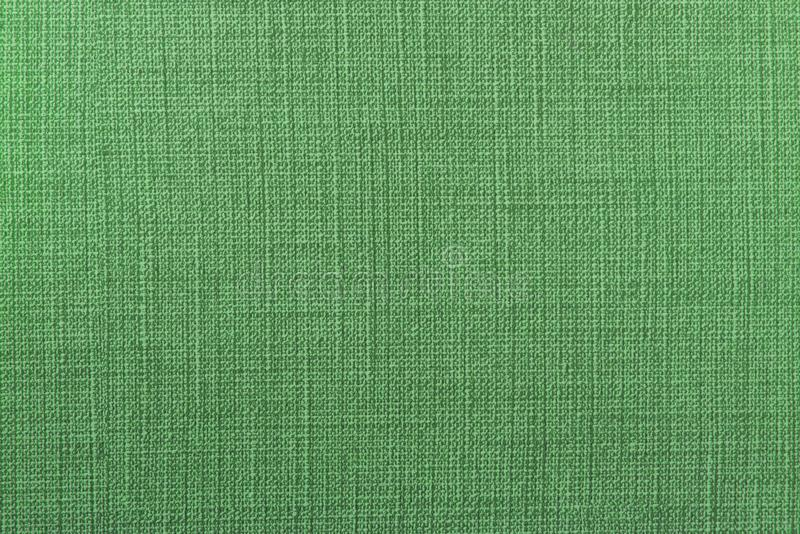 Close up of blue fabric texture. stock images