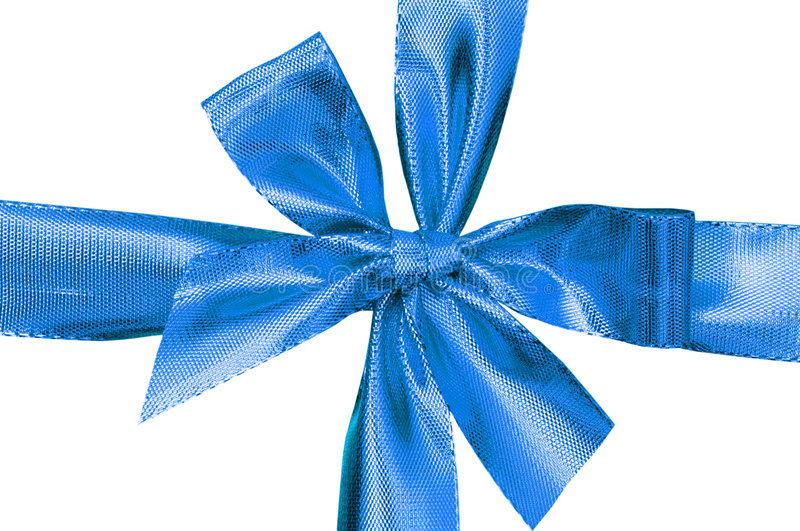 Download Close up of blue gift box stock photo. Image of winter - 9232530