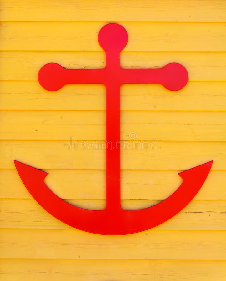 Download Close-up of a boat anchor stock photo. Image of decoration - 26573426