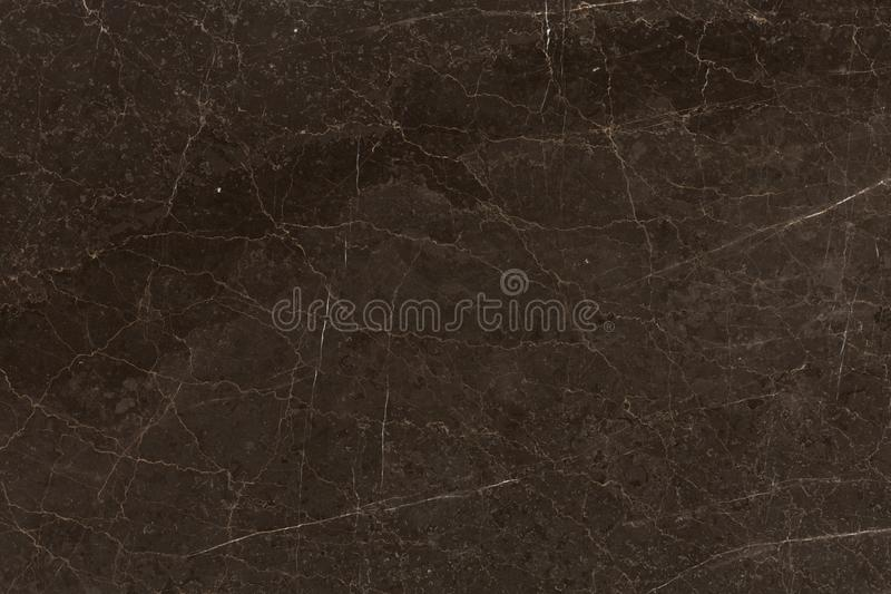 Close up of brown marble texture background. stock photo