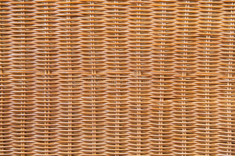 Close up of brown wicker surface background stock photos