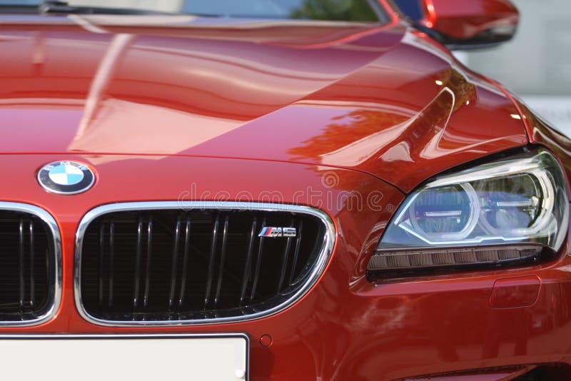 Close up of a car stock photography