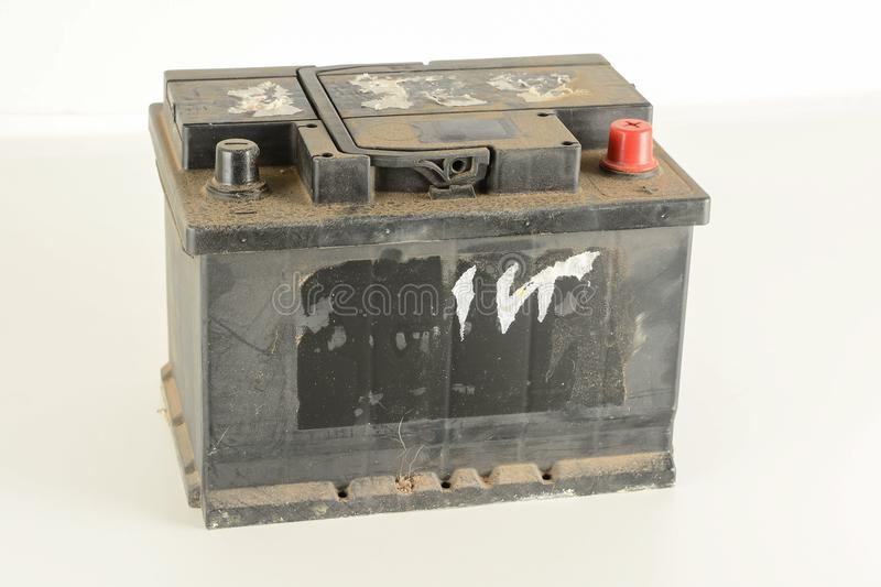 Close-up of car battery stock images