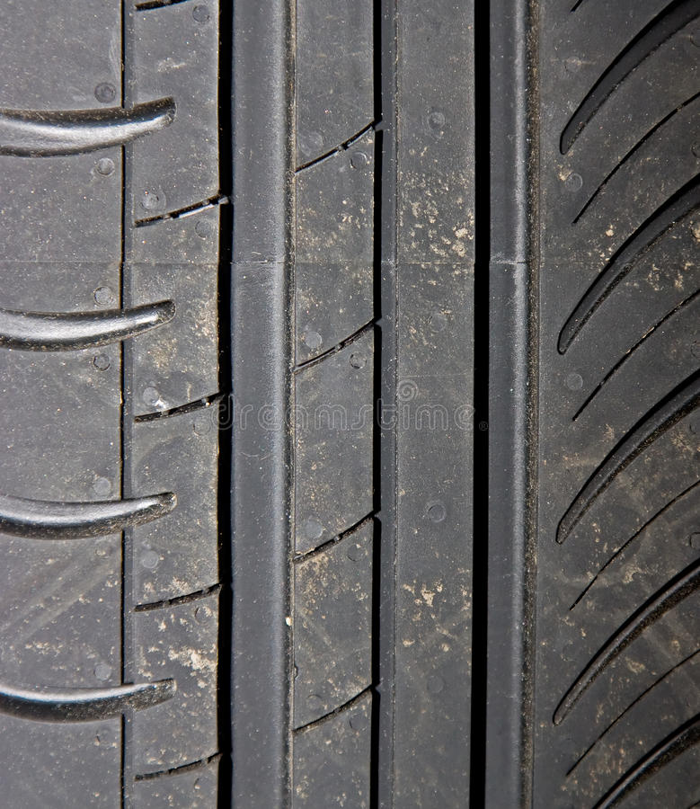 Download Close-up Of Car Tire Background Stock Image - Image: 9929757