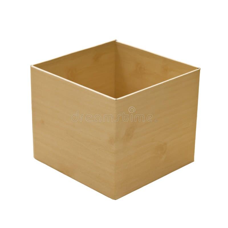 Close Up Of Carton Box Royalty Free Stock Photography