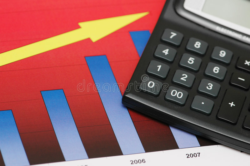 Download Close up of chart stock photo. Image of growth, chart - 1954026