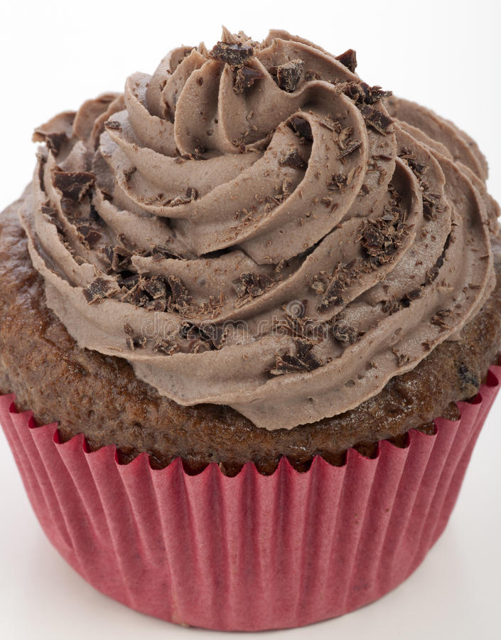 Free Close-up Chocolate Cupcake Stock Images - 18290364
