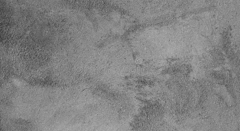 Close-up cinzento da textura do muro de cimento fotografia de stock