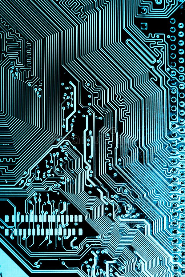 Close up of Circuits Electronic on Mainboard Technology computer background logic board, cpu motherboard, Main board, sys. Abstract, close up of Circuits stock images
