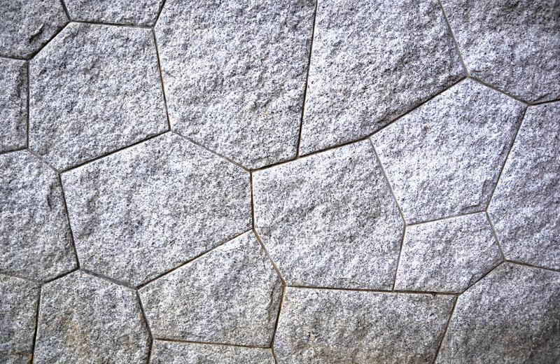 Close up concrete Block background texure. The pattern of concrete block pavement stock photography