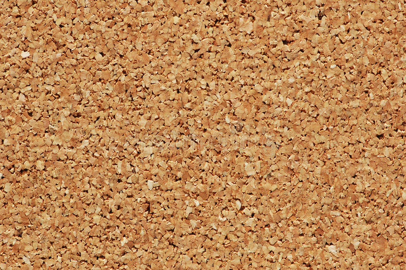 Close up of a cork board stock images
