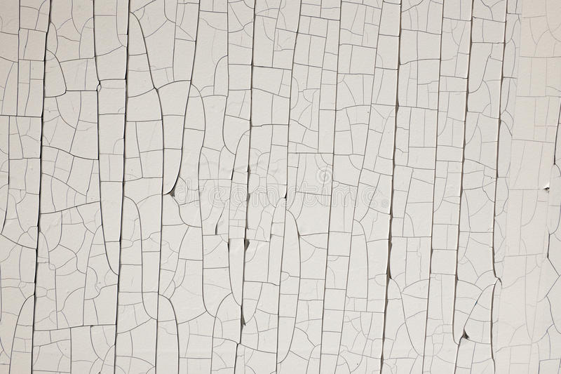 Close-up of Craquelure surface. New Orleans royalty free stock photo
