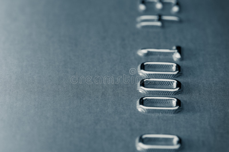 Download Close-up Of Credit Card, Shallow DOF Stock Image - Image: 7331033