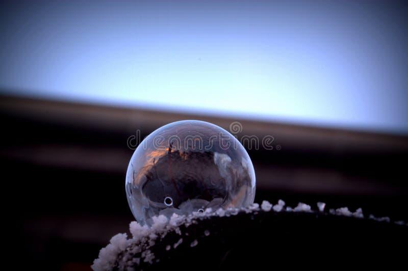 Close-up of Crystal Ball royalty free stock photo