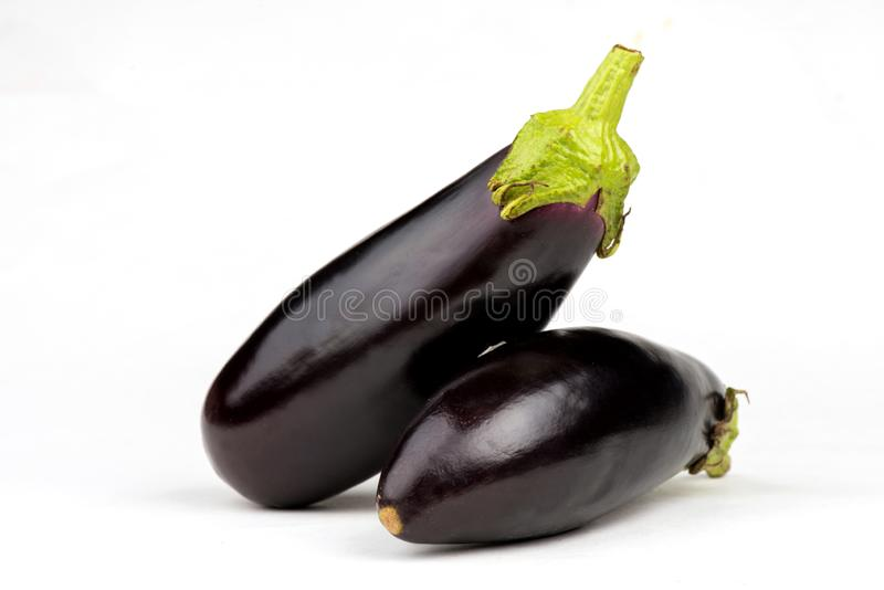Close up da beringela Beringela bonita Vegetais saudáveis eggplant foto de stock royalty free
