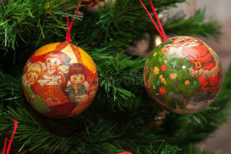 Download Decoração do Natal imagem de stock. Imagem de árvore - 29845359